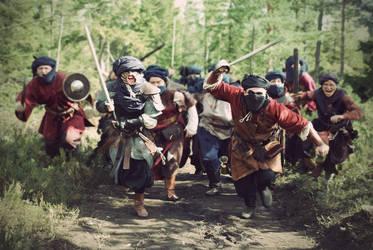 War in Jorgala XI by nahkampf