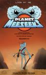Planet Meeseeks poster