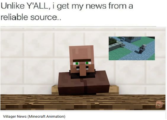 The RELIABLE news source by DeviationOverAll