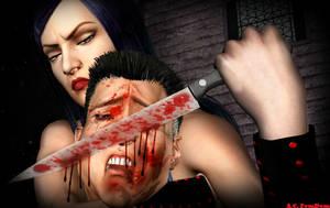 Wanda Insane Attack by AC-FemDom