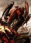 Tyranid Trygon Artwork