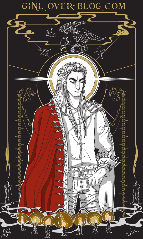 Lucius by ginL