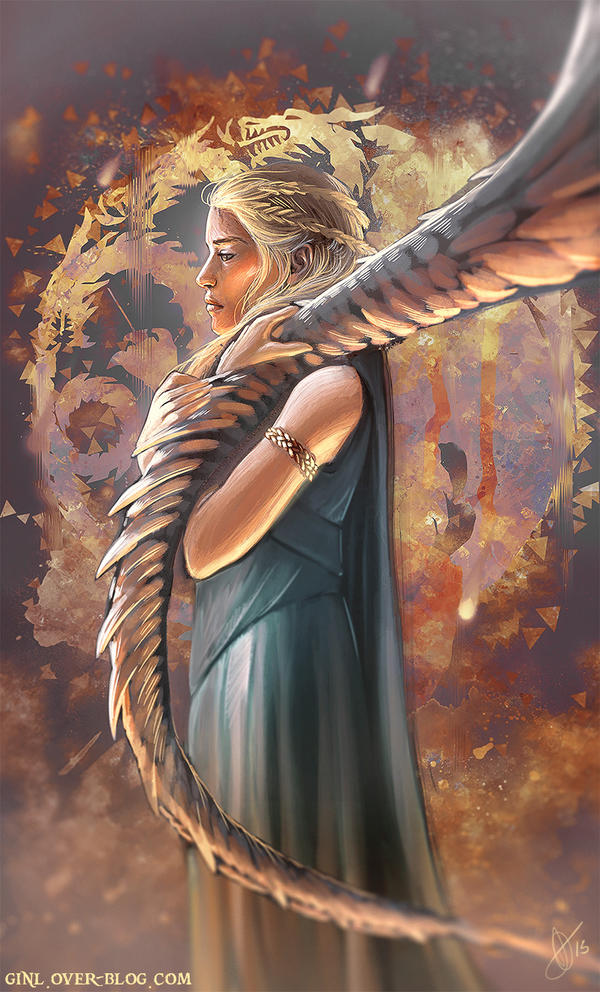Daenerys by ginL
