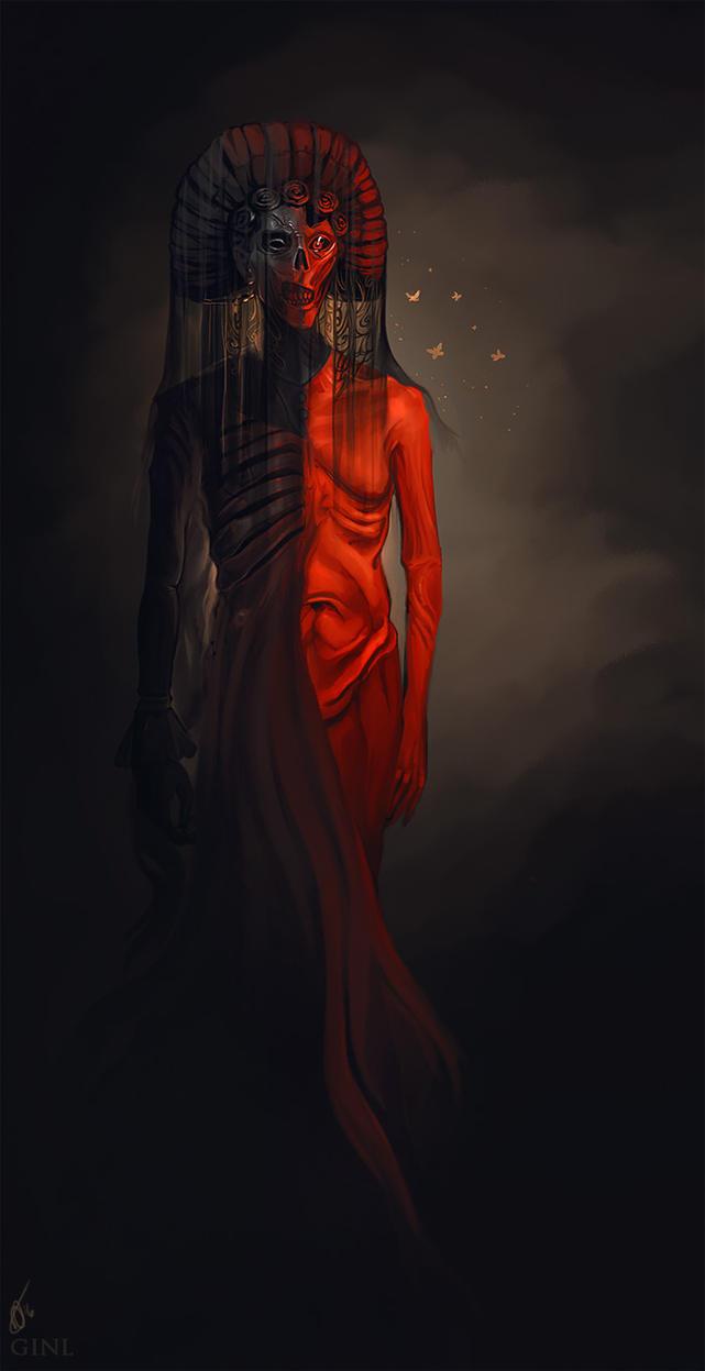 Crimson Peak by ginL