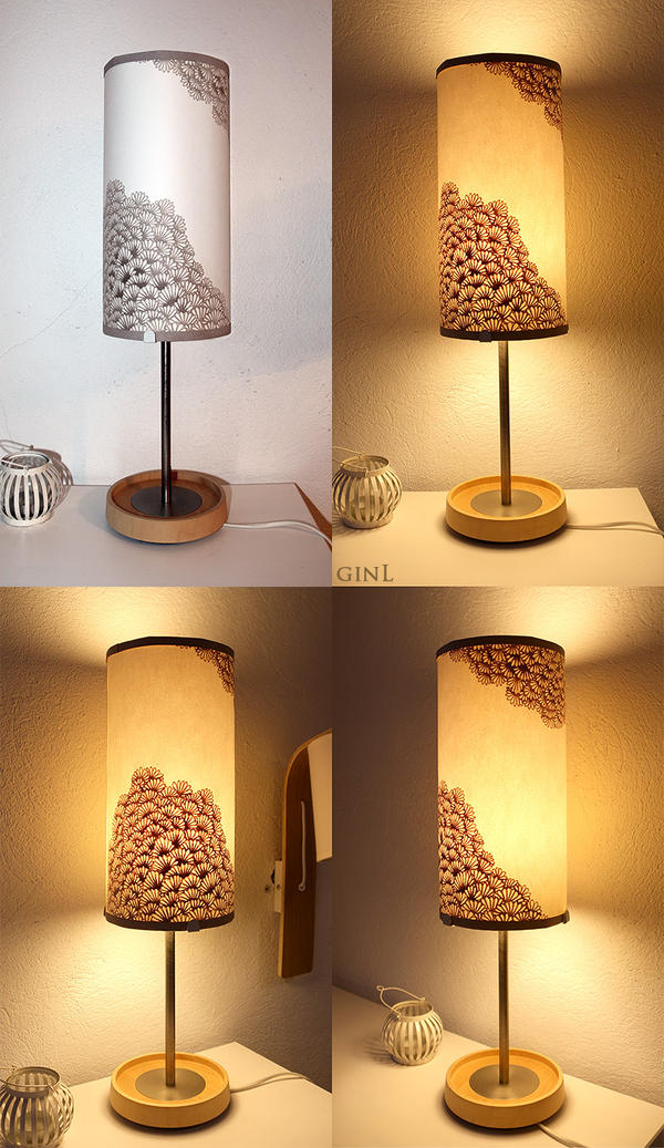 Lamp by ginL