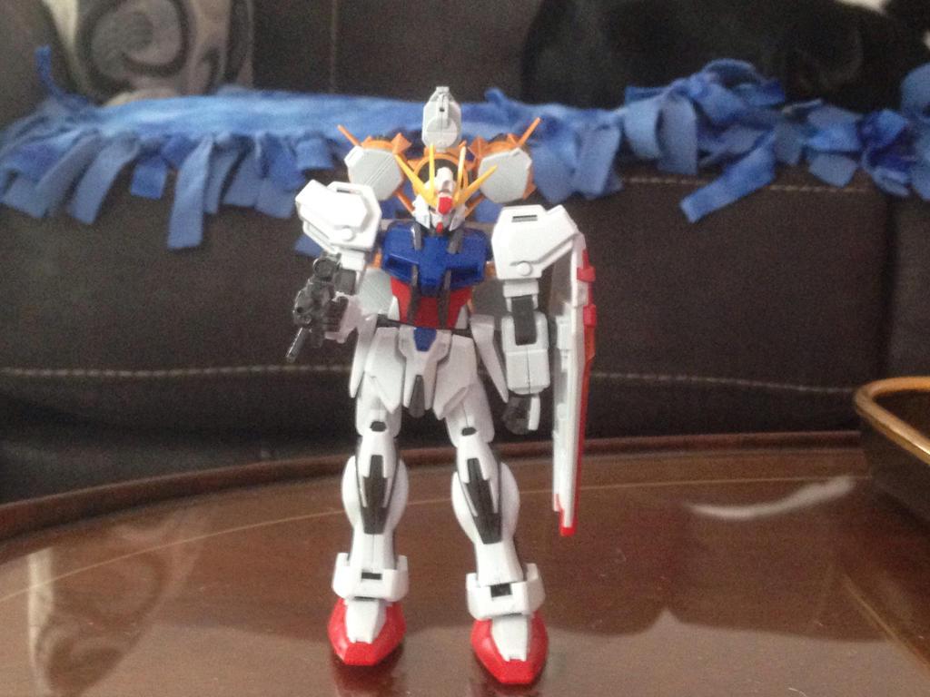 Gundam For The Barrel: Gunbarrel Strike Gundam By RiseOfHeroes On DeviantArt