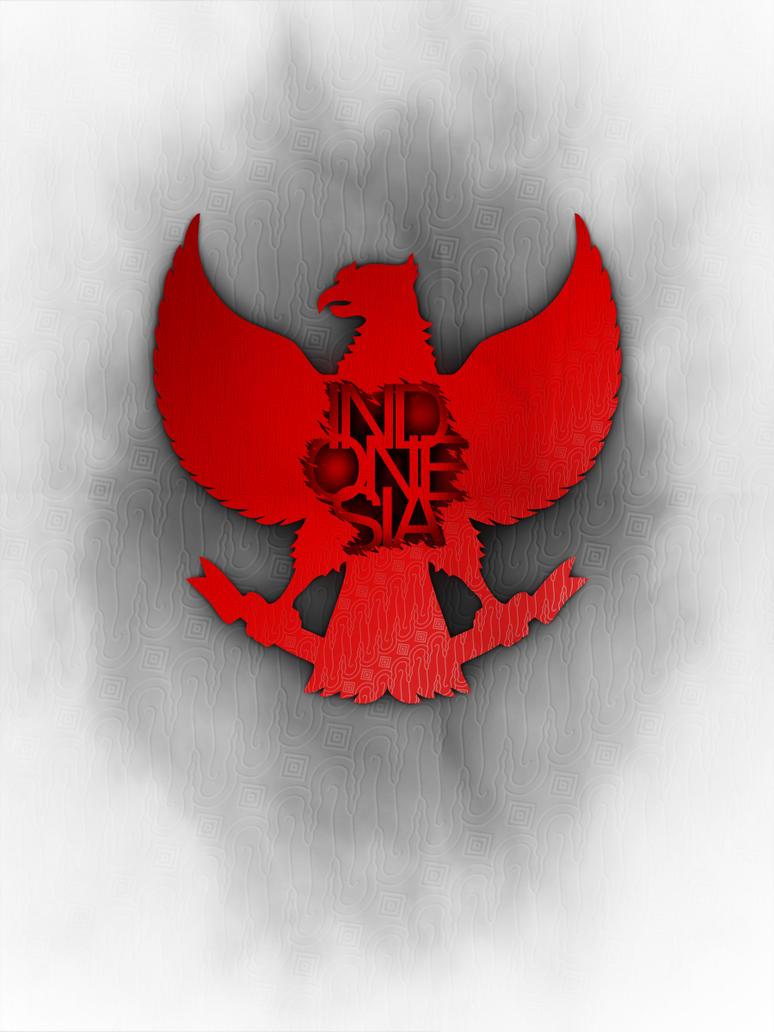 INDONESIA di Dada Sang Garuda by abdulrahim-id