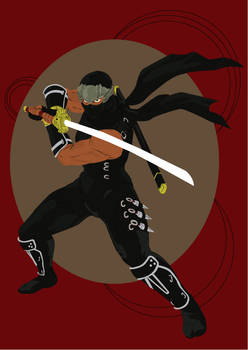 Ryu Hayabusa..