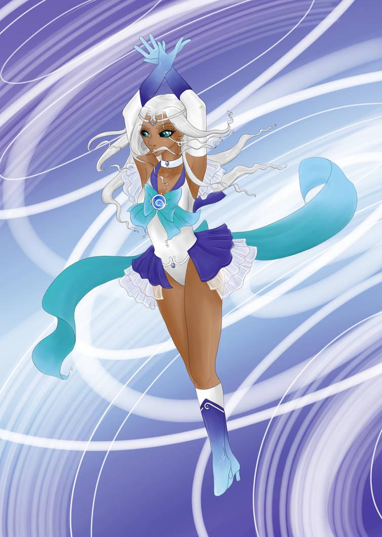 Transform Into True Sailor Xarmina by Skull-Bunneh