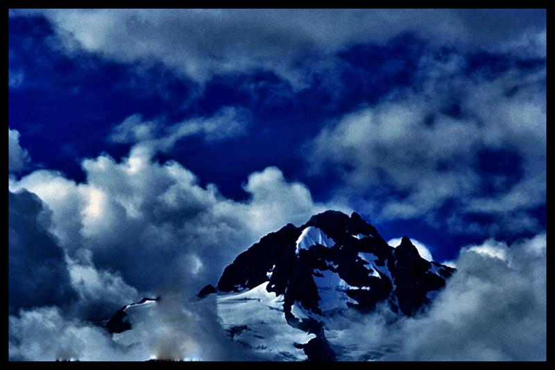 glacier by Spinnfoto