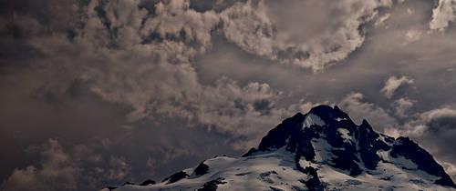 glacier cap by Spinnfoto