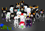 one year of homestuck