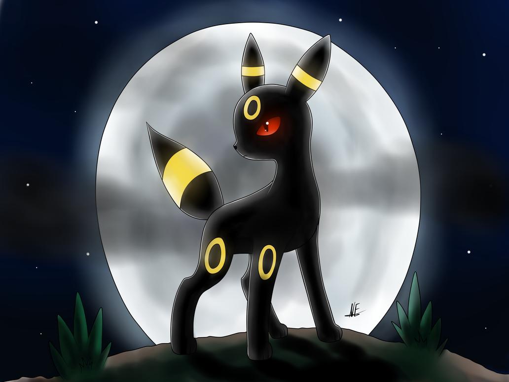 Umbreon by nightingfall