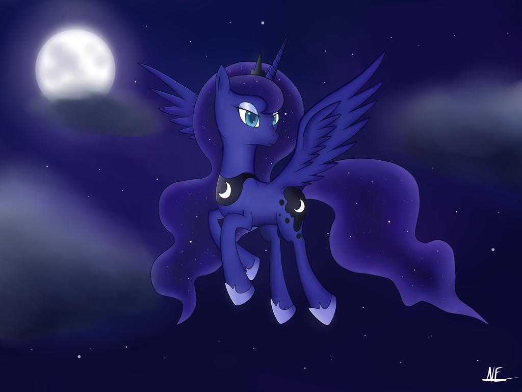 Night Princess by nightingfall