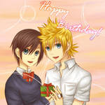 KH: Birthday Card