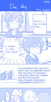 KH: One day