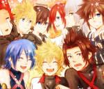 KH: Together
