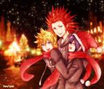 KH: Christmas
