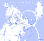 KH: Roxas and Xion