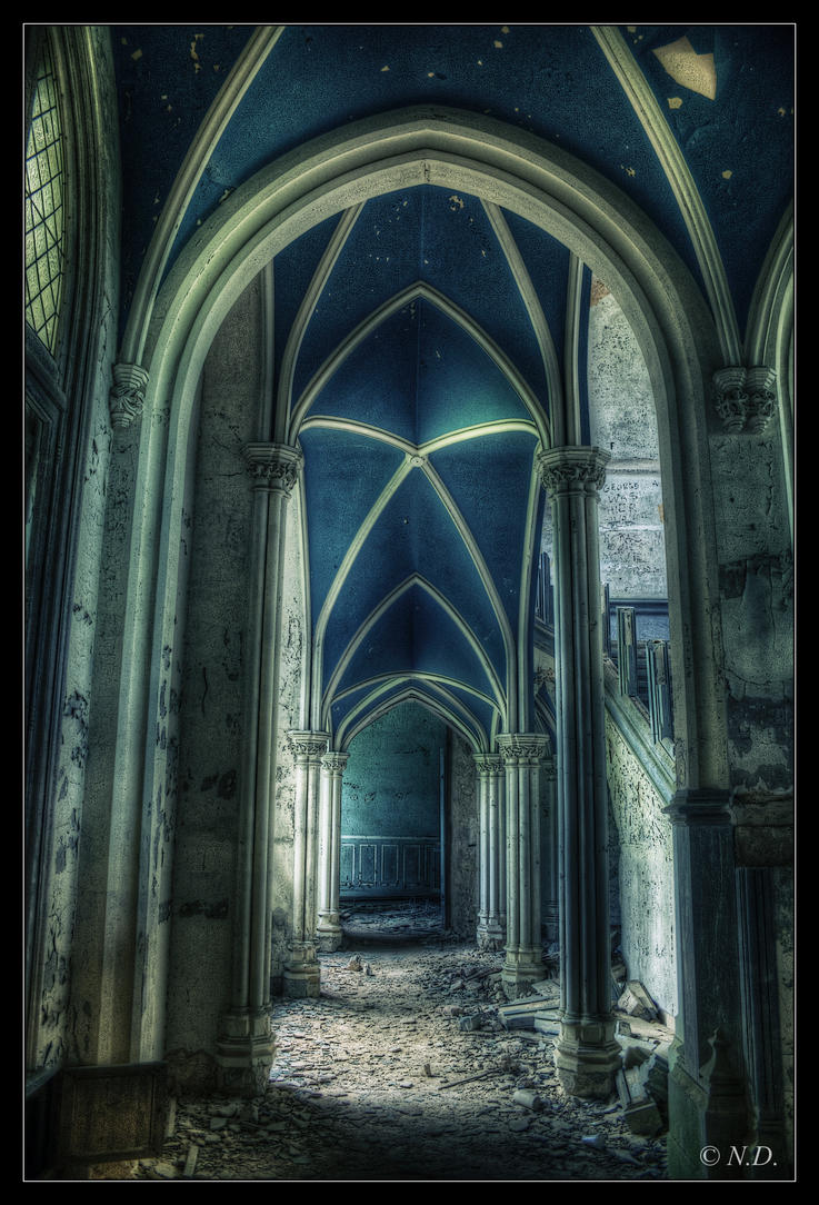 Hall 1 by Nichofsky