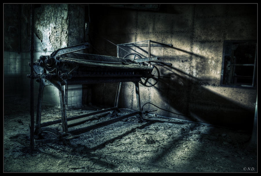 Underground 3 by Nichofsky