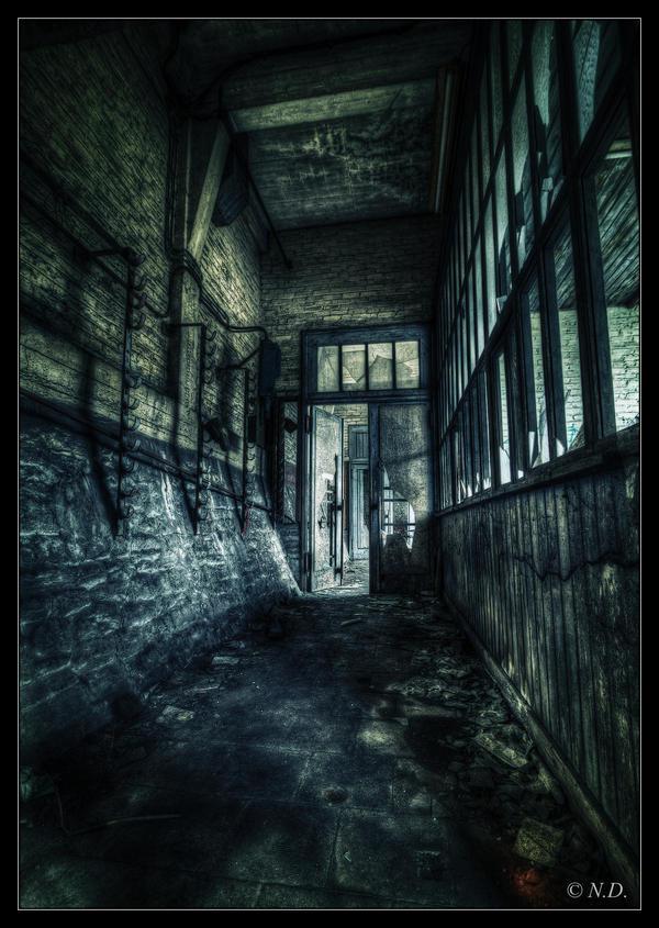 Hallway I by Nichofsky