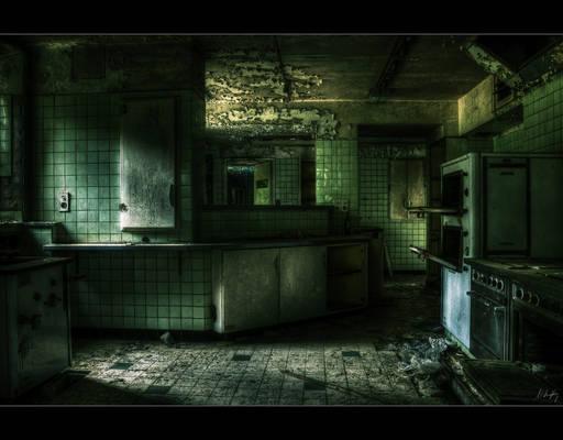 Post-Apocalyptic Kitchen