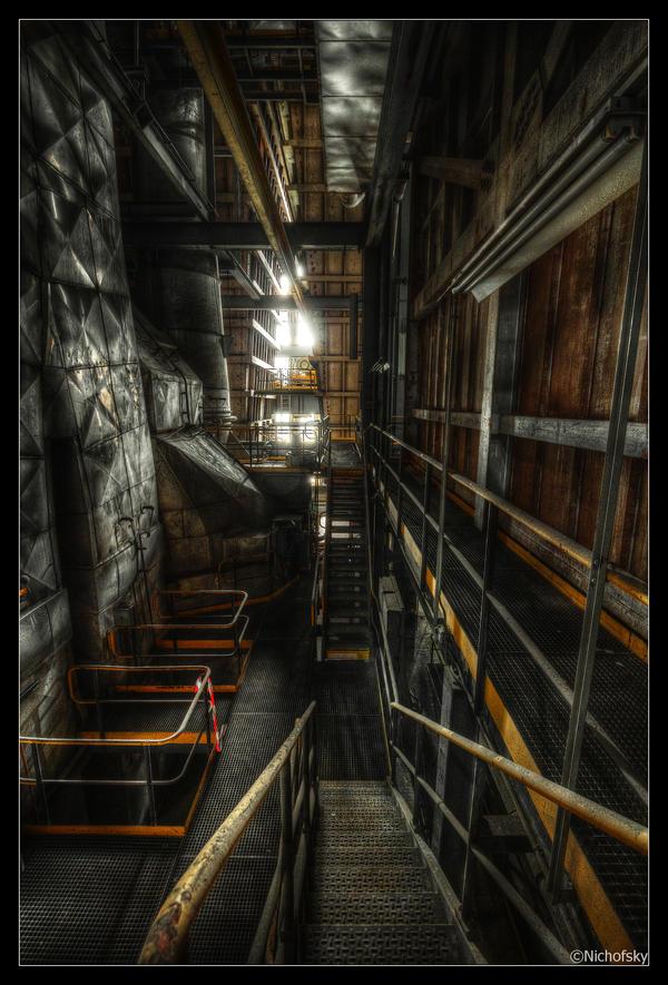 Power Plant I by Nichofsky