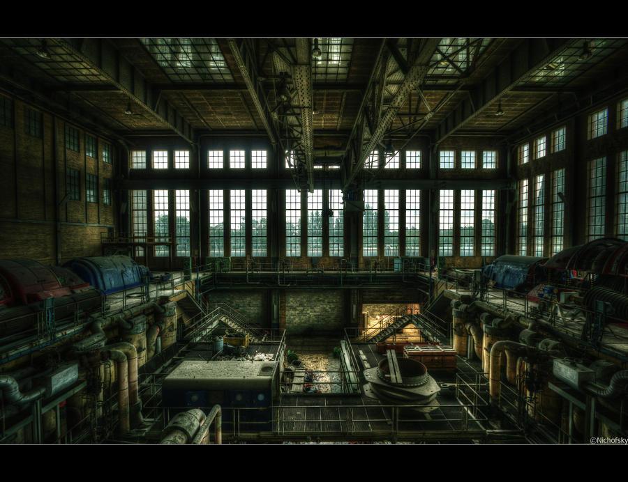 Power Plant II by Nichofsky