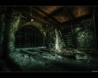 Gate To The Darkness by Nichofsky