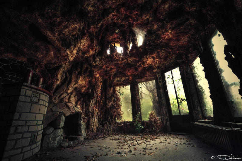 Strange Room by Nichofsky