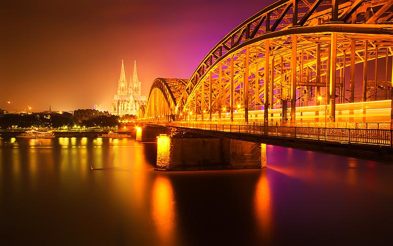 City Lights by Nichofsky
