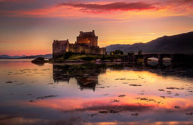 West Highlands Sunset