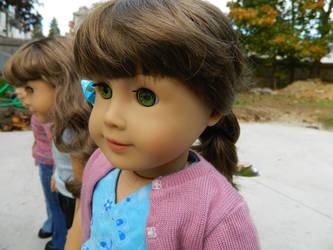 Simply beautiful ~ American Girl Doll by jhjjhg1