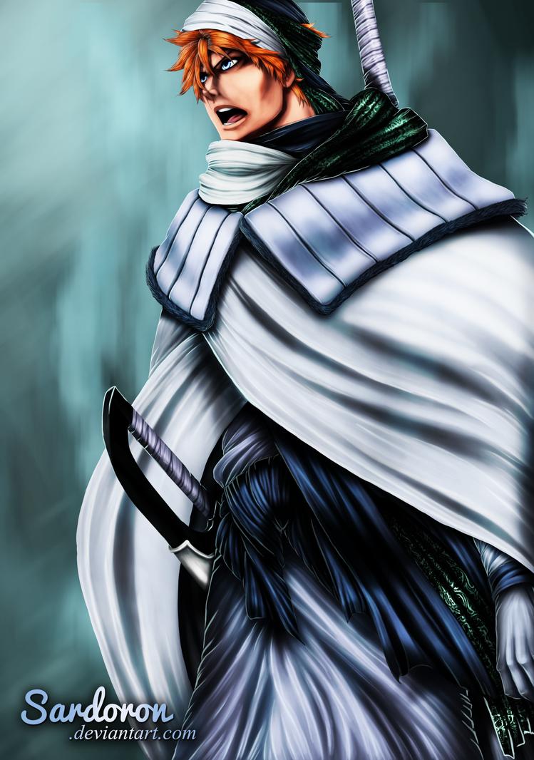 Bleach 555 - Gonna kick some asses ! by Sardoron