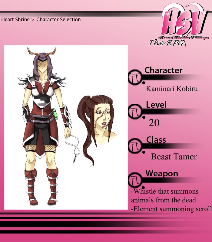 Kaminari RPG Profile by Kris10-Karleskint