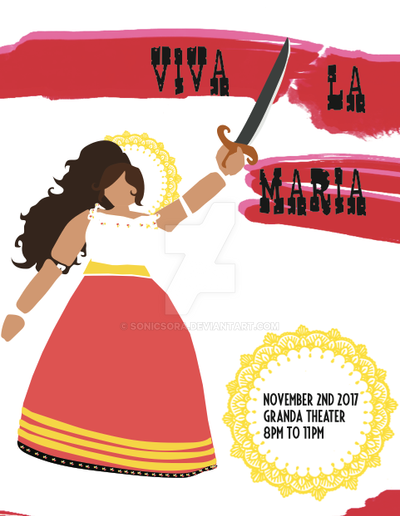 Viva La Maria by sonicsora