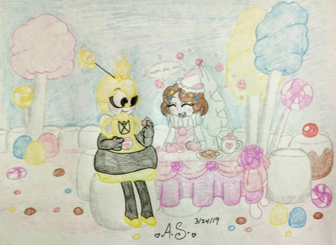 CH Fanchildren: Bea and Lolliette