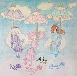 CH OCS: Parasol Sisters