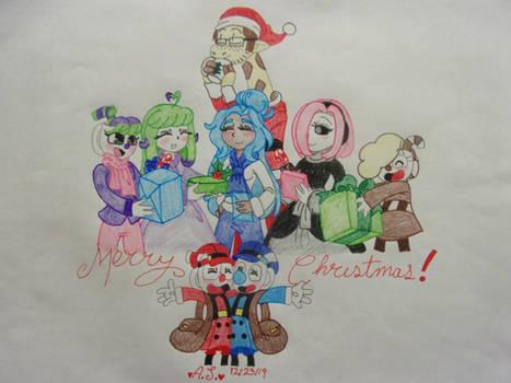 Christmas Feature/Art Trade!
