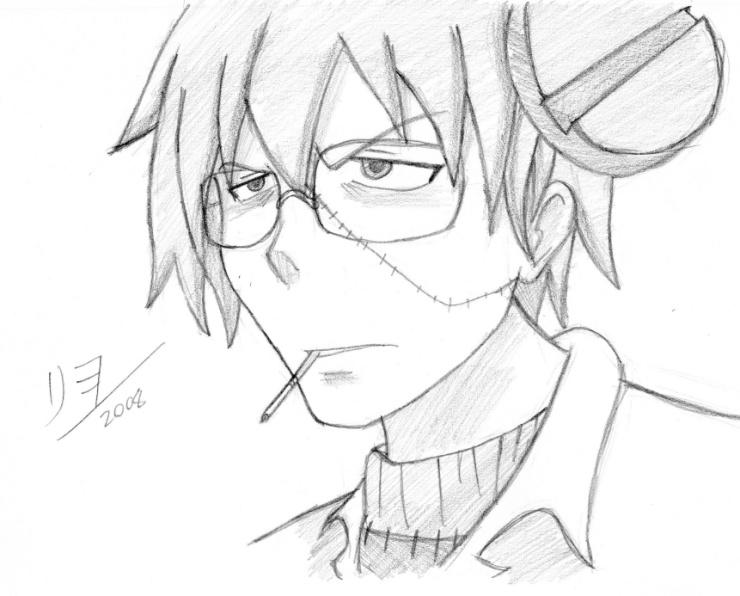 Professor Stein by ryobase