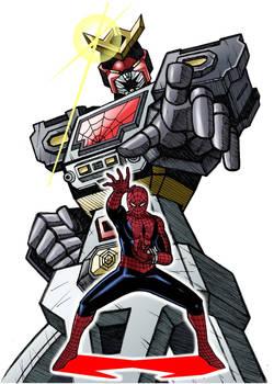 Spiderman X Leopardon