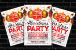 Christmas Party | Flyer Template