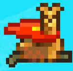 Super Llama by lanspg