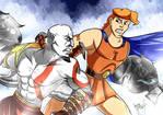 Kratos vs. Hercules