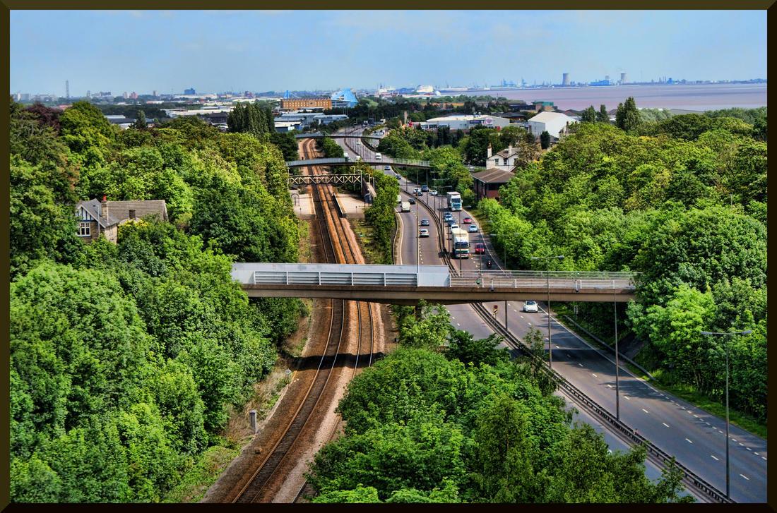 Road or Rail..? by TheBaldingOne