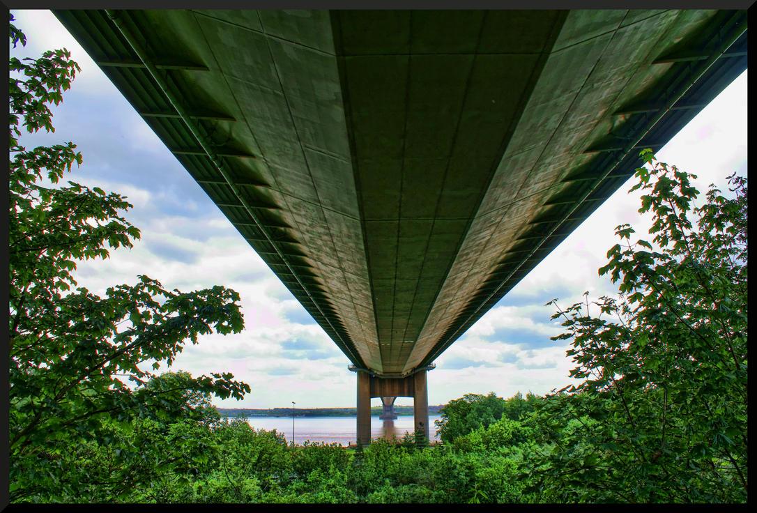 Under the Bridge... by TheBaldingOne
