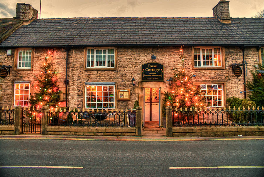 Rose Cottage... by TheBaldingOne