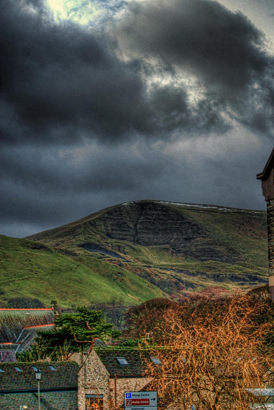 Mam Tor View III... by TheBaldingOne