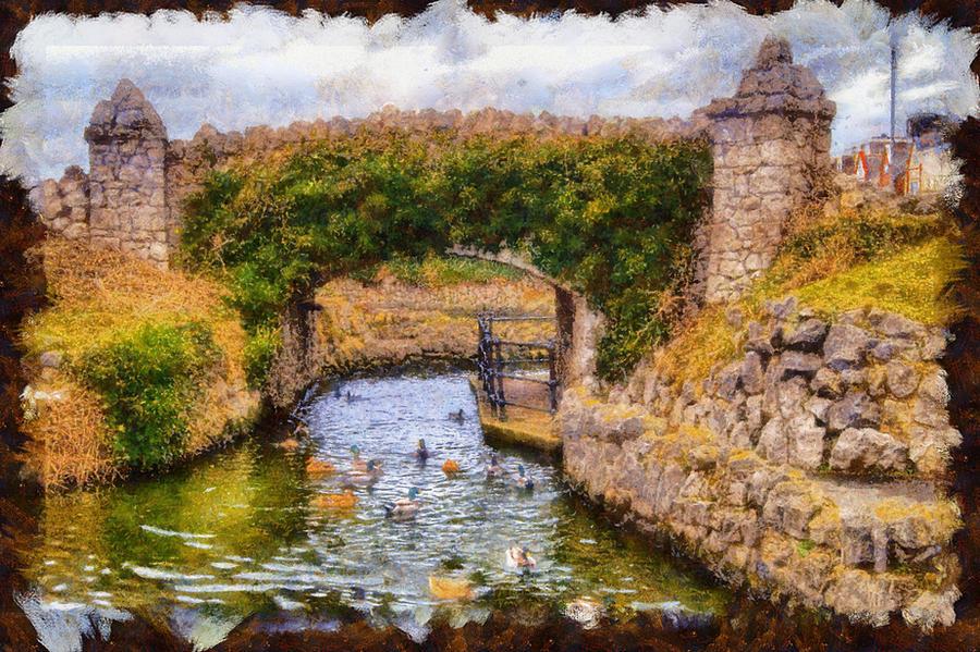 Bridge, South Promenade - Paintography... by TheBaldingOne
